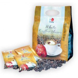 cappuccino+ ganoderma selymesen lágy habréteggel