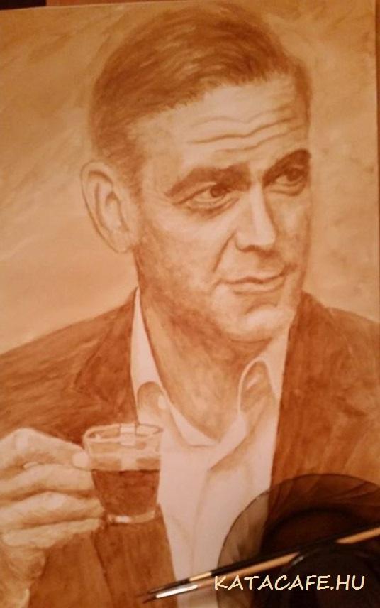katacafe, kávéfestmény, szívbarátkávé, http://katacafe.hu/, Kajáriné K.V. Katalin, kávéfestmény, ganoderma gomba, coffeart, coffeelove, egészség, egészséges kávé, George Clooney, szívbarát kávé, üzleti kávé, egészség, jól-lét, pénz, üzlet, munka, online munka, internetes munka, wellnesskávé,